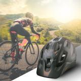Toko New Gub Xx7 Mountain Bike Helmet Cycling Bicycle Removable Peak Visor Black M L Termurah Dki Jakarta
