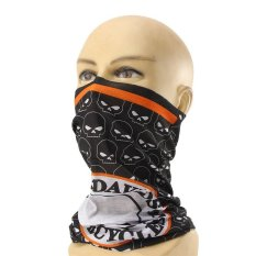 Baru Hot Multi Fungsi Syal Jaring Rambut Leher Headwear Bandana Tabung Masker Jaring Rambut Topi Hangat 119 #-Intl