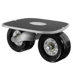 Spesifikasi Portabel Yang Baru Cruiser Freeline Logam Melayang Papan Skate Board Roda Mate Yg Baik