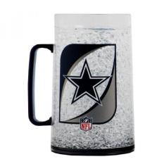 NFL Dallas Cowboys 36-Ons Kristal Pembeku Monster Mug-Internasional