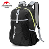 Ulasan Tentang Nh Outdoor Sport Travel Mountaineer Hiking Climbing Portable Ultralight Folding Waterproof Tas Ransel 5 Warna Hitam