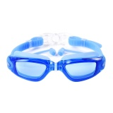 Jual Niceeshop 700D Swimming Goggles With Siam Telinga Plugs Perlindungan Uv Anti Kabut Terbaik Dewasa Berenang Kacamata Transparan Biru Branded