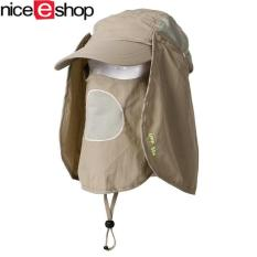 Jual Niceeshop Matahari Musim Panas Melindungi Leher Topeng Diproduksi Dengan Strip Baja Disket Mengebaskan Topi Helm Dril Murah