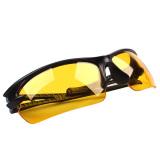 Promo Kacamata Visi Malam Kacamata Hitam Kacamata Terpolarisasi Olahraga Berkuda Cermin Kuning Murah
