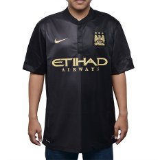 Beli Nike 574864 011 Manchester City Ss Away Jersey 2013 2014 € Hitam Kredit Indonesia