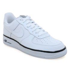 Jual Nike Air Force 1 Sneaker Pria Putih Satu Set
