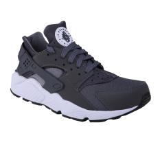 Beli Nike Air Huarache Sneakers Olahraga Pria Darkwhite Black Kredit Indonesia