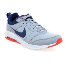 Spesifikasi Nike Air Max Motion Sneakers Pria Wolf Grey Lyl Blue Brght Crmsn Yang Bagus Dan Murah