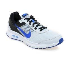 Jual Nike Air Relentless 5 Msl Sepatu Lari Pria Pure Platinum Racer Blue Hitam Original
