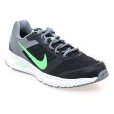 Nike Air Relentless 5 Msl Sepatu Pria Hitam Hijau Abu Abu Diskon Akhir Tahun