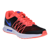 Cara Beli Nike Air Relentless 6 Msl Women S Running Shoes Black Blue Hot Punch White