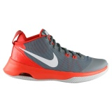 Harga Nike Air Versitile Men S Basketball Shoes Cool Grey White Max Orange Wolf Grey New