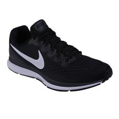 Toko Nike Air Zoom Pegasus 34 Sepatu Lari Pria Black White Darkanthrac Nike