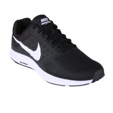 Beli Nike Downshifter 7 Sepatu Lari Black White Nike