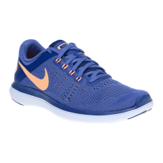 Jual Nike Flex 2016 Rn Women S Running Shoes Blue Murah