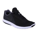 Toko Nike Flex Experience Running 6 Sepatu Lari Pria Black Black Dark Grey Online Indonesia