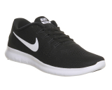 Penawaran Istimewa Nike Free Rn Women S Running Shoes Black Anthracite White Terbaru