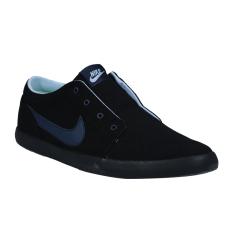 Nike Futslide Slip Sneakers Olahraga Pria Black Thunderbluevolt Terbaru