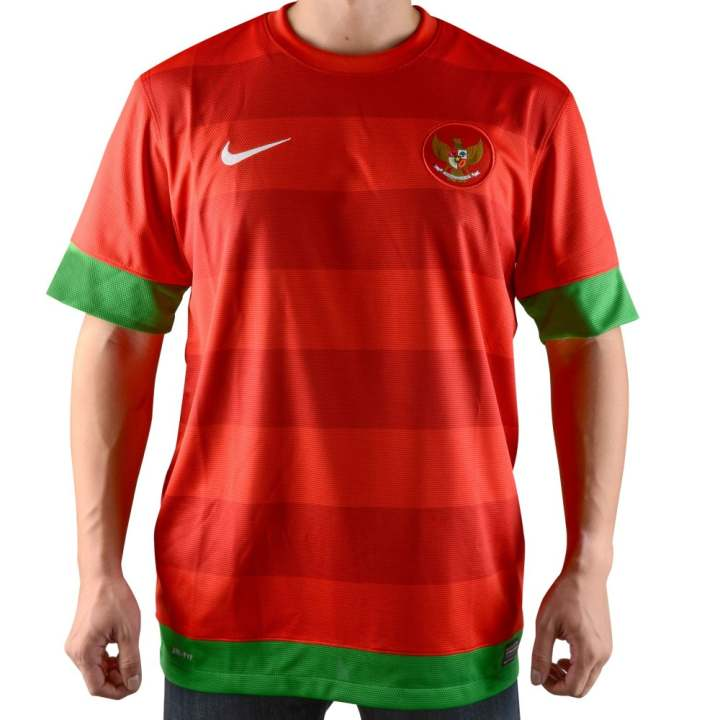 Nike Indonesia National Team Jersey As Indo SS Home Jersey - Merah