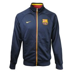 Review Toko Nike Jersey Jacket Training Barcelona As Fcb Core Biru Navy