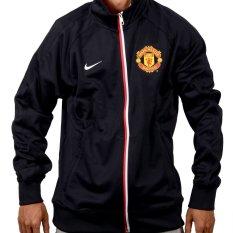 Nike Jersey Jacket Training Manchester United AS Core - Hitam