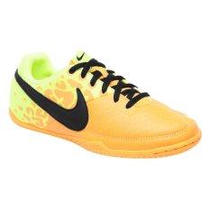 Toko Nike Jr Nike Elastico Ii Sepatu Futsal Citrus Black Volt Terlengkap Di Indonesia