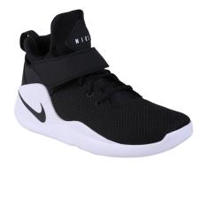 Obral Nike Kwazi Sneakers Olahraga Pria Black Black White Murah