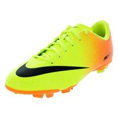 Beli Nike Mercurial Victory Fg Sepatu Sepakbola Volt Black Bright Citrus Murah