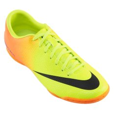 Katalog Nike Mercurial Victory Ic Sepatu Futsal Volt Black Bright Citrus Terbaru