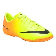 Beli Nike Mercurial Victory Iv Tf Sepatu Futsal Volt Black Bright Citrus Kredit
