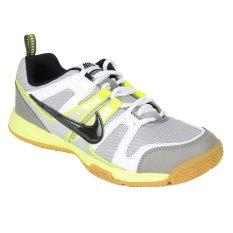 Diskon Nike Multicourt 10 Sepatu Tenis Grey Black White Nike