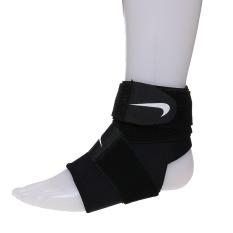 Harga Nike Pro Ankle Wrap Ap Black White Baru