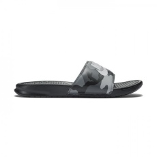 Nike Sandal Benassi Jdi Print 631261-012 - Abu Abu