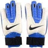 Jual Nike Sarung Tangan Kiper Gk Spyne Pro Putih Biru Nike Asli