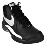 Toko Jual Nike Sepatu Basket Yhe Overplay Vii Black White