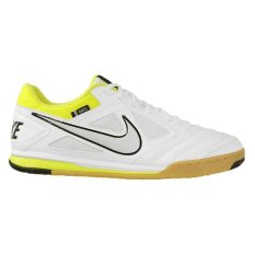 Nike Sepatu Futsal Nike 5 GATO - White/Yellow