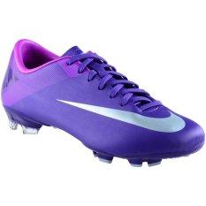 Spesifikasi Nike Sepatu Sepakbola Mercurial Victory Ii Fg Court Purple Metallic Magenta Yang Bagus Dan Murah