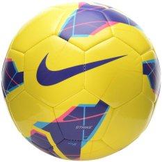 Toko Nike Soccer Ball Strike Hi Vis Kuning Biru Murah Indonesia