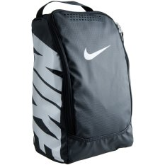 Kualitas Nike Team Tas Sepatu Olahraga Hitam Nike