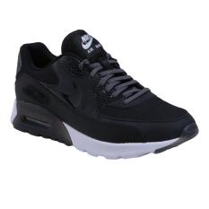 Nike W Air Max 90 Ultra Essential Sepatu Lari Black Black Dark Grey P Jawa Barat Diskon 50