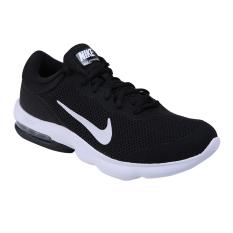 Review Toko Nike Womens Air Max Advantage Sneakers Olahraga Wanita Black White Online