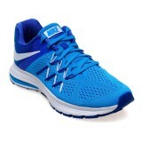 Toko Nike Women S Air Zoom Winflo 3 Running Shoes Blue Glow White Racer Blue White Termurah Indonesia