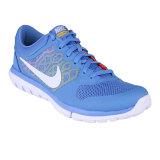 Beli Nike Womens Flex 2015 Rn Msl Sepatu Lari Wanita Chalk Blue Putih Hyper Orange Online Murah