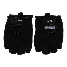 Promo Nike Women S Fundamental Training Gloves Ii Black White Indonesia