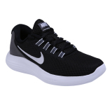 Jual Nike Womens Lunarconverge Sneakers Olahraga Wanita Black White Dark Grey Ori