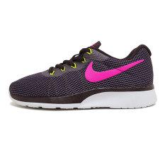 Nike Womens Tanjun Racer Sepatu Lari - Port Wine/Pink Mesh