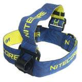 Harga Nitecore Headband Hb03 Penyangga Senter Kepala Biru Dan Spesifikasinya