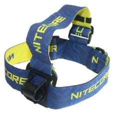 Beli Nitecore Headband Hb03 Penyangga Senter Kepala Biru Online