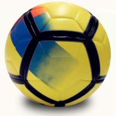 Spesifikasi No 5 Bola Bola Pu Anti Skid Waterproof Aerodinamis Groove 12 Mulus Desain Kulit Multicolor Intl Yang Bagus Dan Murah