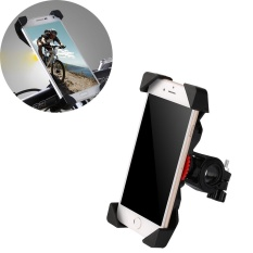 Jual Non Slip 360 Rotating Bicycle Bike Phone Holder Handlebar Stand Mount Bracket Intl Baru
